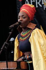 Vimbai Zimuto (Zimbabwe) (5 van 6) (Maarten Kerkhof) Tags: afrobeatsinthepark fujifilmxe2x thehagueafricanfestival thehagueafricanfestival2019 vimbaizimuto zimbabwe zuiderparktheater xe2