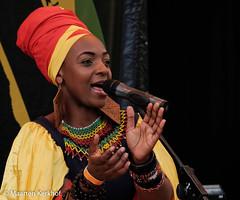Vimbai Zimuto (Zimbabwe) (4 van 6) (Maarten Kerkhof) Tags: afrobeatsinthepark fujifilmxe2x thehagueafricanfestival thehagueafricanfestival2019 vimbaizimuto zimbabwe zuiderparktheater xe2
