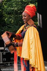 Vimbai Zimuto (Zimbabwe) (1 van 6) (Maarten Kerkhof) Tags: afrobeatsinthepark fujifilmxe2x thehagueafricanfestival thehagueafricanfestival2019 vimbaizimuto zimbabwe zuiderparktheater xe2