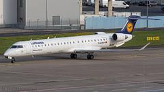 D-ACKF Lufthansa CityLine Bombardier CRJ-900LR (CL-600-2D24) (°TKPhotography°) Tags: bombardier crj lufthansa regional munich airport cologne canon planespotting 7d 7dmk2 photography explore