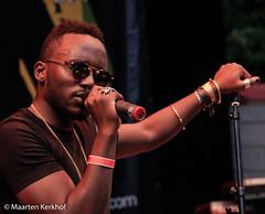 Sauti Sol (Kenia) (21 van 24) (Maarten Kerkhof) Tags: afrobeatsinthepark fujifilmxe2x sautisolkenia thehagueafricanfestival thehagueafricanfestival2019 zuiderparktheater xe2