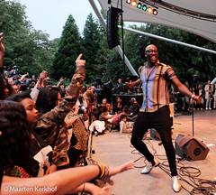 Sauti Sol (Kenia) (13 van 24) (Maarten Kerkhof) Tags: afrobeatsinthepark fujifilmxe2x sautisolkenia thehagueafricanfestival thehagueafricanfestival2019 zuiderparktheater xe2