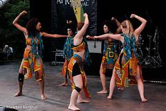 Afromix Chicks (award winning show) (2 van 6) (Maarten Kerkhof) Tags: afrobeatsinthepark fujifilmxe2x thehagueafricanfestival thehagueafricanfestival2019 zuiderparktheater xe2