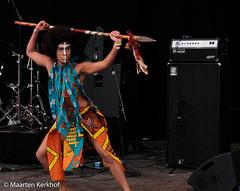 Afromix Chicks (award winning show) (1 van 6) (Maarten Kerkhof) Tags: afrobeatsinthepark fujifilmxe2x thehagueafricanfestival thehagueafricanfestival2019 zuiderparktheater xe2