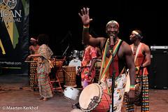 Oké Sène & Band (Senegal) (9 van 9) (Maarten Kerkhof) Tags: afrobeatsinthepark fujifilmxe2x okésèneband senegal thehagueafricanfestival thehagueafricanfestival2019 zuiderparktheater xe2