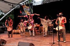 Oké Sène & Band (Senegal) (2 van 9) (Maarten Kerkhof) Tags: afrobeatsinthepark fujifilmxe2x okésèneband senegal thehagueafricanfestival thehagueafricanfestival2019 zuiderparktheater xe2
