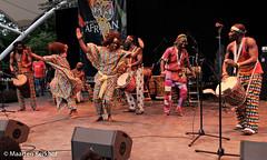 Oké Sène & Band (Senegal) (1 van 9) (Maarten Kerkhof) Tags: afrobeatsinthepark fujifilmxe2x okésèneband senegal thehagueafricanfestival thehagueafricanfestival2019 zuiderparktheater xe2