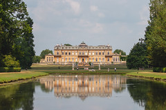 Wrest Park House (oandrews) Tags: architecture building canon canon70d canonuk englishheritage heritage house landscapegarden longwater mansion outdoors reflection reflections statelyhome water wrestpark bedford england unitedkingdom