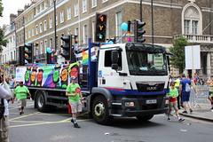 IMG_8044 (routemaster2217) Tags: london prideinlondon2019 gaypride lbgtq loveislove pridematters pridejubilee 19692019 transportforlondon tfl man lorry wagon truck