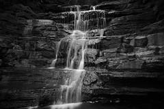 Princess Louise Falls, Orléans, Ontario. (jjnappleton) Tags: waterfall orleans ontario canada ottawa princess louise long exposure black white sony a7iii batis 18mm f28 nd filter