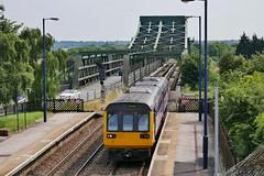 Althorpe Stopper (JohnGreyTurner) Tags: br rail uk railway train transport diesel engine locomotive lincs lincolnshire althorpe keadbybridge