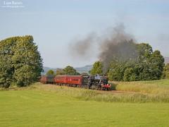 Stanier 8F 48151 - Vicarage Lane (Liam60009) Tags: sony steam steamlocomotive wilpshire 8f stanier 48151 vicaragelane sonya7rii