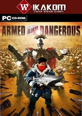 Armed and Dangerous | Steam (XD Steam Games) Tags: armed dangerous action steam disney interactive games gift pcgamer pc game videogame