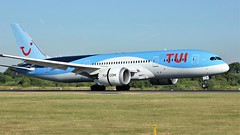G-TUIF (AnDyMHoLdEn) Tags: thomson tui 787 dreamliner egcc airport manchester manchesterairport 05r