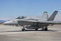McDonnell Douglas FA-18C Hornet - 02 (NickJ 1972) Tags: phoenix mesa gateway airport 2019 aviation mcdonnelldouglas fa18 hornet usmc 164025 sh151