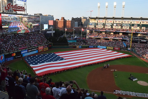 National Anthem and the 2019 MLB All Star Game
