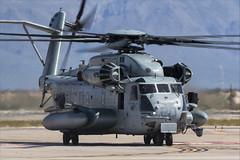 Sikorsky CH-53E Super Stallion - 08 (NickJ 1972) Tags: phoenix mesa gateway airport 2019 aviation sikorsky ch53 super stallion 162520 cj20