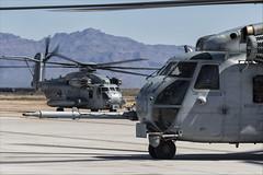 Sikorsky CH-53E Super Stallion - 12 (NickJ 1972) Tags: phoenix mesa gateway airport 2019 aviation sikorsky ch53 super stallion 162520 cj20 162526 cj16