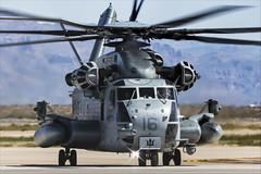 Sikorsky CH-53E Super Stallion - 14 (NickJ 1972) Tags: phoenix mesa gateway airport 2019 aviation sikorsky ch53 super stallion 162526 cj16
