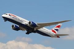 G-ZBJM - LHR (B747GAL) Tags: british airways boeing b7878 dreamliner lhr heathrow egll gzbjm