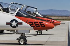 Boeing T-45C Goshawk - 19 (NickJ 1972) Tags: phoenix mesa gateway airport 2019 aviation mcdonnelldouglas boeing t45 hawker siddeley hawk goshawk usnavy 167102 b266 167094 b252