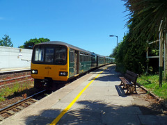 143620 Torre (Marky7890) Tags: gwr 143620 class143 pacer 2f37 torre railway devon rivieraline train