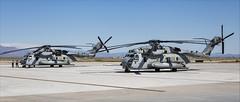 Sikorsky CH-53E Super Stallion - 19 (NickJ 1972) Tags: phoenix mesa gateway airport 2019 aviation sikorsky ch53 super stallion 162520 cj20 162526 cj16