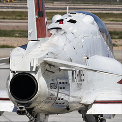 Boeing T-45C Goshawk - 21 (NickJ 1972) Tags: phoenix mesa gateway airport 2019 aviation mcdonnelldouglas boeing t45 hawker siddeley hawk goshawk usnavy 167094 b252