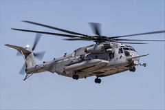 Sikorsky CH-53E Super Stallion - 02 (NickJ 1972) Tags: phoenix mesa gateway airport 2019 aviation sikorsky ch53 super stallion 162520 cj20