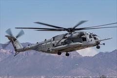 Sikorsky CH-53E Super Stallion - 03 (NickJ 1972) Tags: phoenix mesa gateway airport 2019 aviation sikorsky ch53 super stallion 162520 cj20
