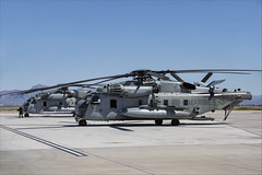 Sikorsky CH-53E Super Stallion - 18 (NickJ 1972) Tags: phoenix mesa gateway airport 2019 aviation sikorsky ch53 super stallion 162520 cj20 162526 cj16