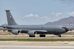 Boeing KC-135R Stratotanker - 03 (NickJ 1972) Tags: phoenix mesa gateway airport 2019 aviation boeing kc135 707 stratotanker 571432