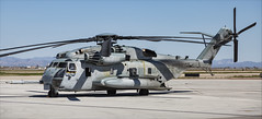 Sikorsky CH-53E Super Stallion - 20 (NickJ 1972) Tags: phoenix mesa gateway airport 2019 aviation sikorsky ch53 super stallion 162520 cj20