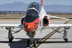 McDonnell Douglas T-45C Goshawk - 04 (NickJ 1972) Tags: phoenix mesa gateway airport 2019 aviation mcdonnelldouglas t45 hawker siddeley hawk goshawk usnavy 163608 b208