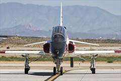 Boeing T-45C Goshawk - 32 (NickJ 1972) Tags: phoenix mesa gateway airport 2019 aviation mcdonnelldouglas boeing t45 hawker siddeley hawk goshawk usnavy 167099 b321 redhawks