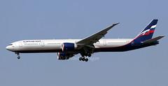 VQ-BIL (Ken Meegan) Tags: vqbil boeing777300er 41692 aeroflot bangkok suvarnabhumi 1322019 boeing777 boeing 777300er 777 b777 b777300er
