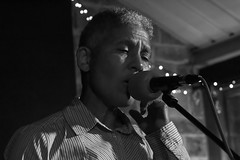 IMG_6123 (adamdinning) Tags: openmicnight lowlight portrait colour blackandwhite guitar fiddle acoustic music buskers live