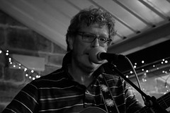 IMG_5998 (adamdinning) Tags: openmicnight lowlight portrait colour blackandwhite guitar fiddle acoustic music buskers live