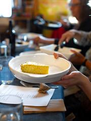 Sound & Savor - Cornbread (Bitter-Sweet-) Tags: soundsavor oakland philipgelb