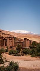 Aït-Ben-Haddou or Yunkai? (Conny Spandl) Tags: desert morocco atlas mountains 45 mm oldtown panaso