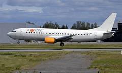 Air Horizont 9H-MPW,  OSL ENGM Gardermoen (Inger Bjørndal Foss) Tags: 9hmpw airhorizont boeing 737 osl engm gardermoen