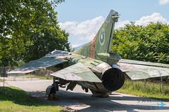 MiG-23BM Flogger (Sam Wise) Tags: air mikoyan aircraft bulgaria mig aviation museum mig23 gurevich krumovo bulgarian plovdiv force flogger preservation