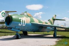 MiG-17 Fresco (Sam Wise) Tags: air bulgarian aircraft bulgaria fighter aviation museum jet mig krumovo fresco plovdiv force mi17 preservation