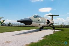 Turkish Air Force F-104 Starfighter (Sam Wise) Tags: air f104 aircraft bulgaria starfighter aviation museum airforce preservation krumovo bulgarian plovdiv force turkey turkish