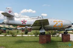 Yak-23 Flora (Sam Wise) Tags: air fighter aircraft bulgaria flora aviation museum jet yakovlev krumovo bulgarian plovdiv force yak23 preservation