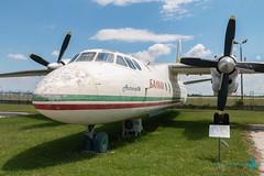 An-24 Coke (Sam Wise) Tags: air airliner aircraft bulgaria antonov aviation museum coke an24 krumovo bulgarian plovdiv force preservation transport