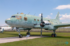 Il-14 Crate (Sam Wise) Tags: air aircraft bulgaria ilyushin aviation museum krumovo bulgarian plovdiv force il14 preservation