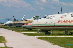 Aircraft Row (Sam Wise) Tags: air aircraft bulgaria aviation museum krumovo bulgarian plovdiv force preservation