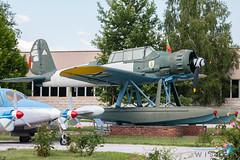 Arado Ar 196 (Sam Wise) Tags: air seaplane floatplane aircraft bulgaria ar196 aviation museum german germany krumovo bulgarian plovdiv force arado preservation