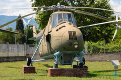 Mi-4 Hare (Sam Wise) Tags: air mi4 aircraft bulgaria aviation museum helicopter hare krumovo bulgarian plovdiv force mil preservation